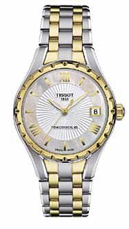 Tissot-T072-Lady-Bi-Color